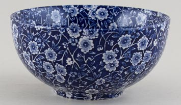 Burleigh Calico Chinese Bowl small