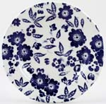 Burleigh Calico Side or Cheese Plate Accent