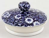 Burleigh Calico Storage Jar Lid medium