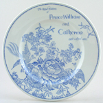 Commemorative Plate large