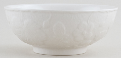 Burleigh Davenport white Chinese Bowl small