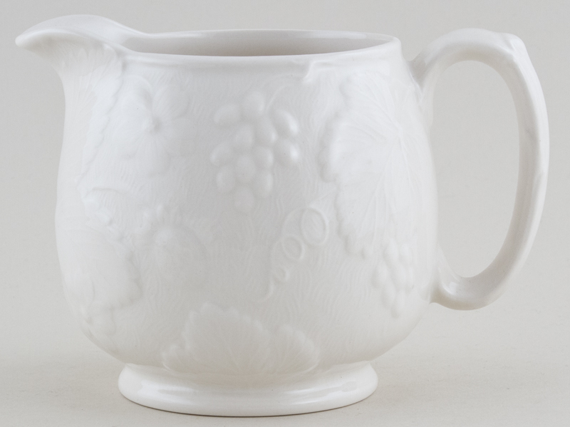 Burleigh Davenport white Jug or Pitcher