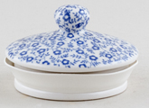 Burleigh Felicity Storage Jar Lid medium