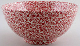 Burleigh Felicity red Chinese Bowl medium