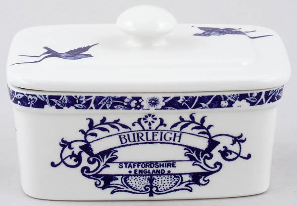 Burleigh Heritage Butter Dish