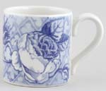 Mug Lattice Rose