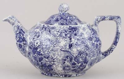 Burleigh Lottie Chintz Teapot small