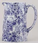 Burleigh Lottie Chintz Jug or Pitcher Tankard medium