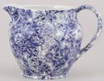 Burleigh Lottie Chintz Jug or Pitcher Dutch large