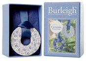 Burleigh Calico and Felicity Christmas Decorations 4 pack