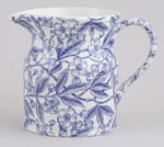 Burleigh Prunus Jug or Pitcher Churn small