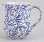 Burleigh Prunus Jug or Pitcher Custard
