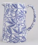 Burleigh Prunus Jug or Pitcher Tankard medium