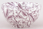 Burleigh Prunus plum Sugar Bowl medium