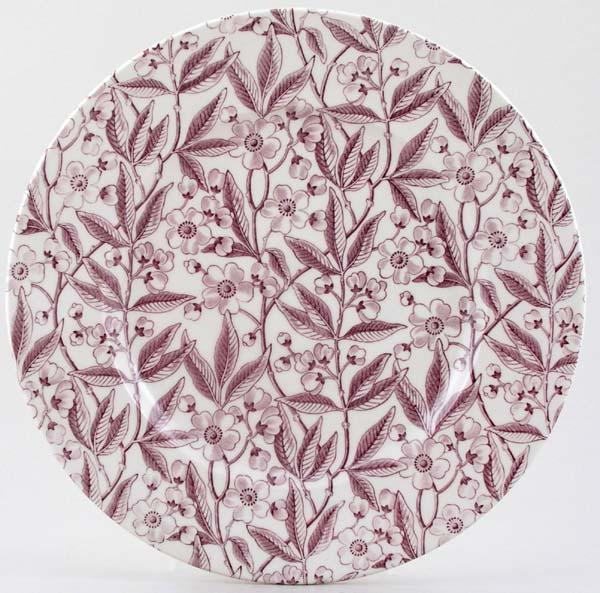 Burleigh Prunus plum Dinner Plate
