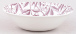 Burleigh Prunus plum Cereal or Dessert Bowl