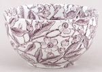 Burleigh Prunus plum Sugar Bowl large