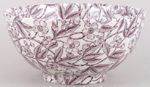 Burleigh Prunus plum Chinese Bowl medium