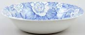 Burleigh Victorian Chintz Dessert or Soup Bowl
