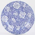 Burleigh Victorian Chintz Side or Cheese Plate