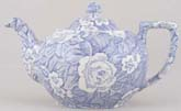 Burleigh Victorian Chintz Teapot large