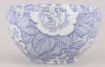 Burleigh Victorian Chintz Sugar Bowl large