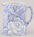 Burleigh Victorian Chintz Jug or Pitcher Tankard mini