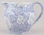 Burleigh Victorian Chintz Jug or Pitcher Dutch medium