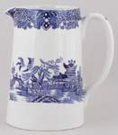 Burleigh Willow Jug or Pitcher Tankard medium