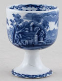 Booths British Scenery Egg Cup c1920s