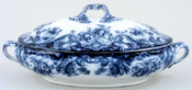 Vegetable Dish with Cover c1905