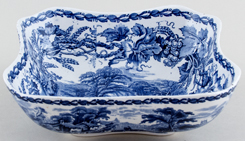 Booths British Scenery Bowl c1920s
