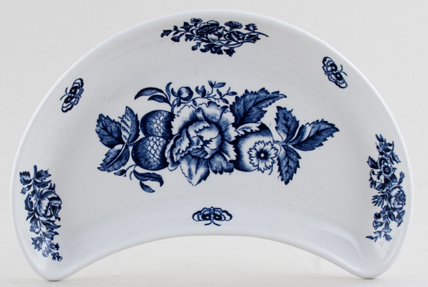 Booths Peony Crescent Side Dish c1950s