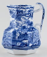 Booths British Scenery Jug or Pitcher c1920s