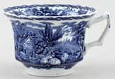 Booths British Scenery Breakfast Cup c1930s