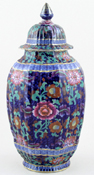Vase with Cover c1920s