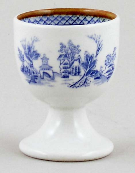 Booths Willow Egg Cup c1920s