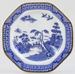 Booths Willow Plate c1920s