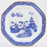 Booths Willow Plate c1924