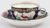 Cup and Saucer c1917