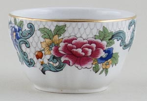 Booths Floradora colour Sugar Bowl small c1950s