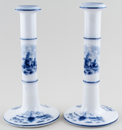 Candlesticks pair of large c1920s