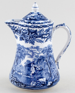 Booths British Scenery Hot Water Jug c1930