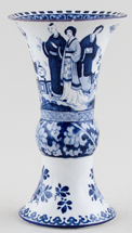 Booths Ming Vase c1920s