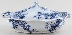 Vegetable Dish With Cover c1895