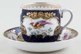 Cup and Saucer c1920