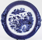 Bread and Butter Plate c1920