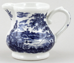 Broadhurst The English Scene Creamer or Jug c1970s
