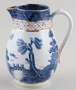 Booths Real Old Willow Jug or Creamer c1920s