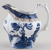 Booths Real Old Willow Jug or Pitcher c1950s